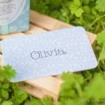 Olivia Soap, un packaging de cuidado