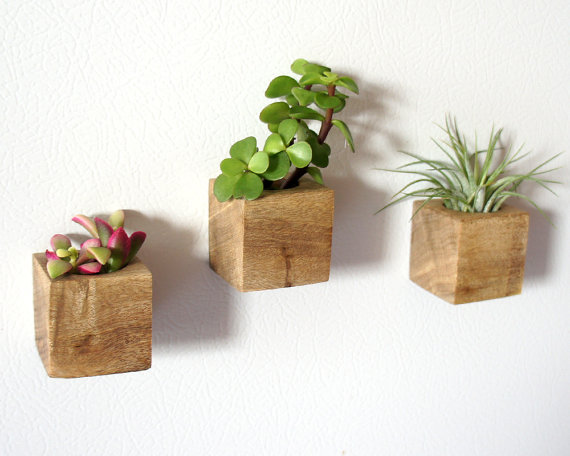 Project party blog jardin archives project party blog - Maceteros de pared ...
