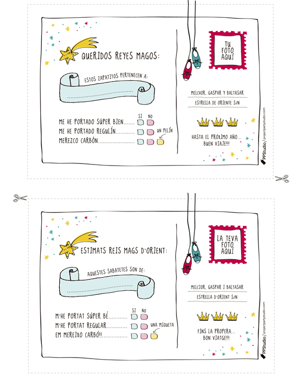 Project party blog reyes magos archives project party blog - Que regalar para reyes ...