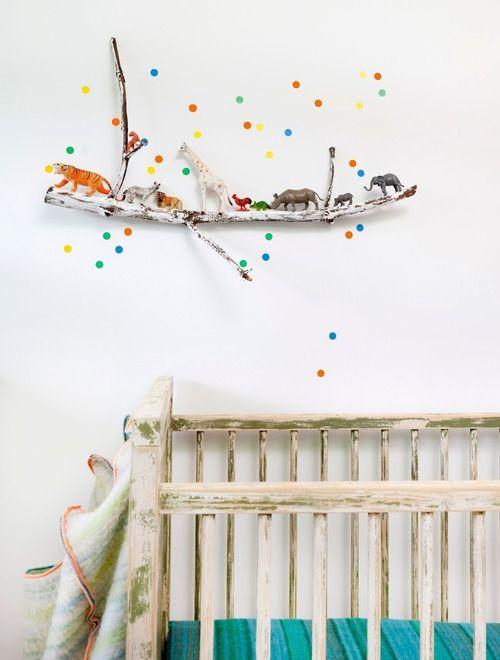 Project party studio deco kids for Deco habitacion bebe