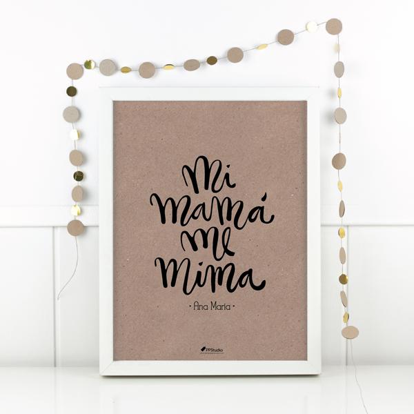 Láminas Ppstudio Día de la Madre