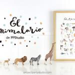 """""""Animalario"""", el diseño más bestial de PPStudio para los peques"""