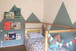 Si las paredes hablaran: Así es la nueva decoración infantil de la habitación de Bruno