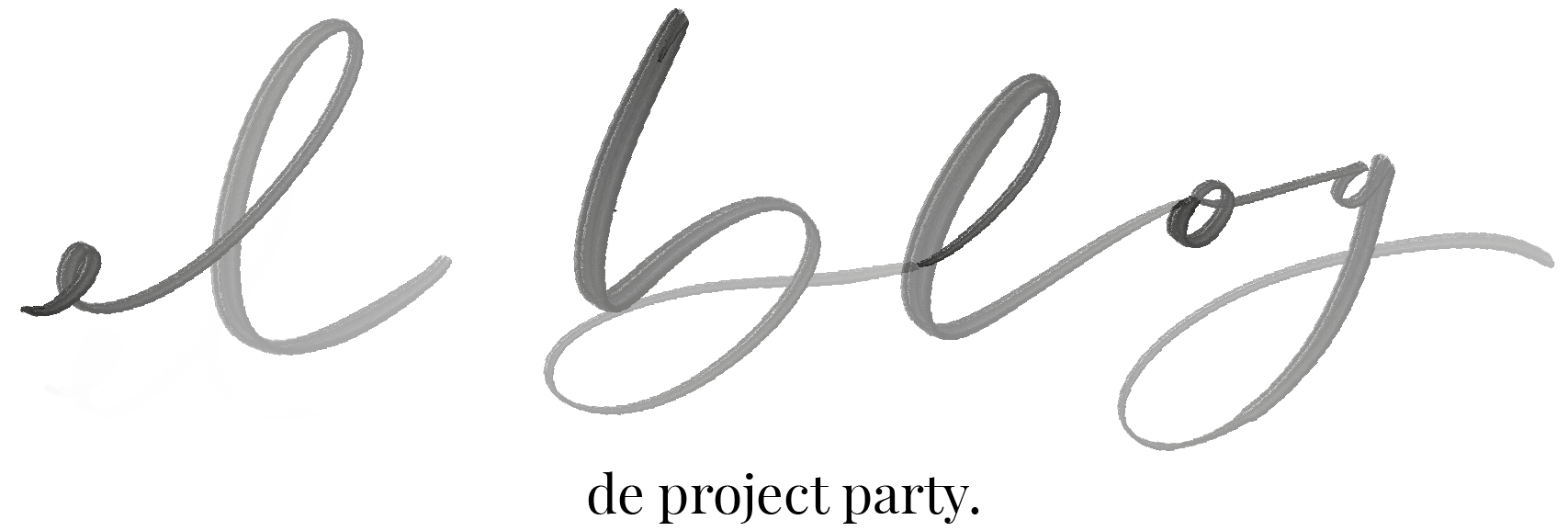 Project Party Blog