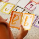 Memory descargable para aprender las letras mayúsculas y minúsculas