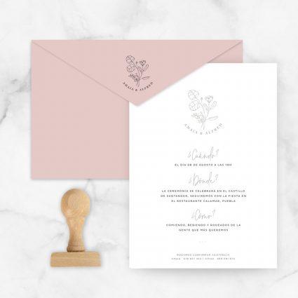 invitaciones de boda originales y diferentes